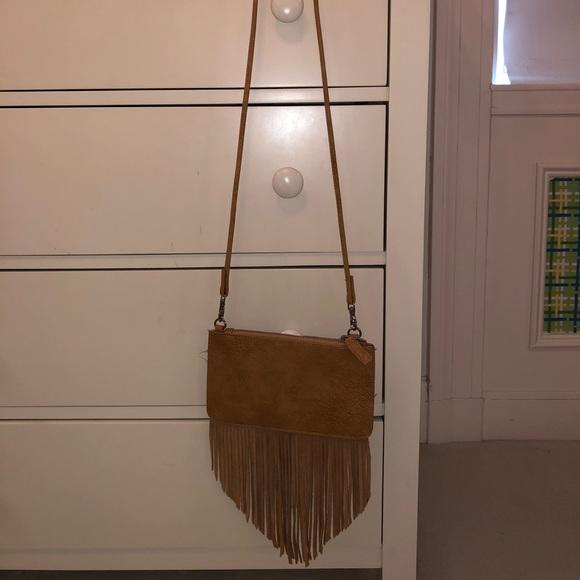 Free People Handbags - Free people fringe bag